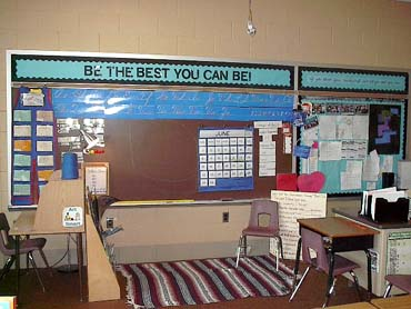 Creating a Cozy Classroom | The Cornerstone