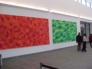 Index of gazette dec02 images for Eric carle mural